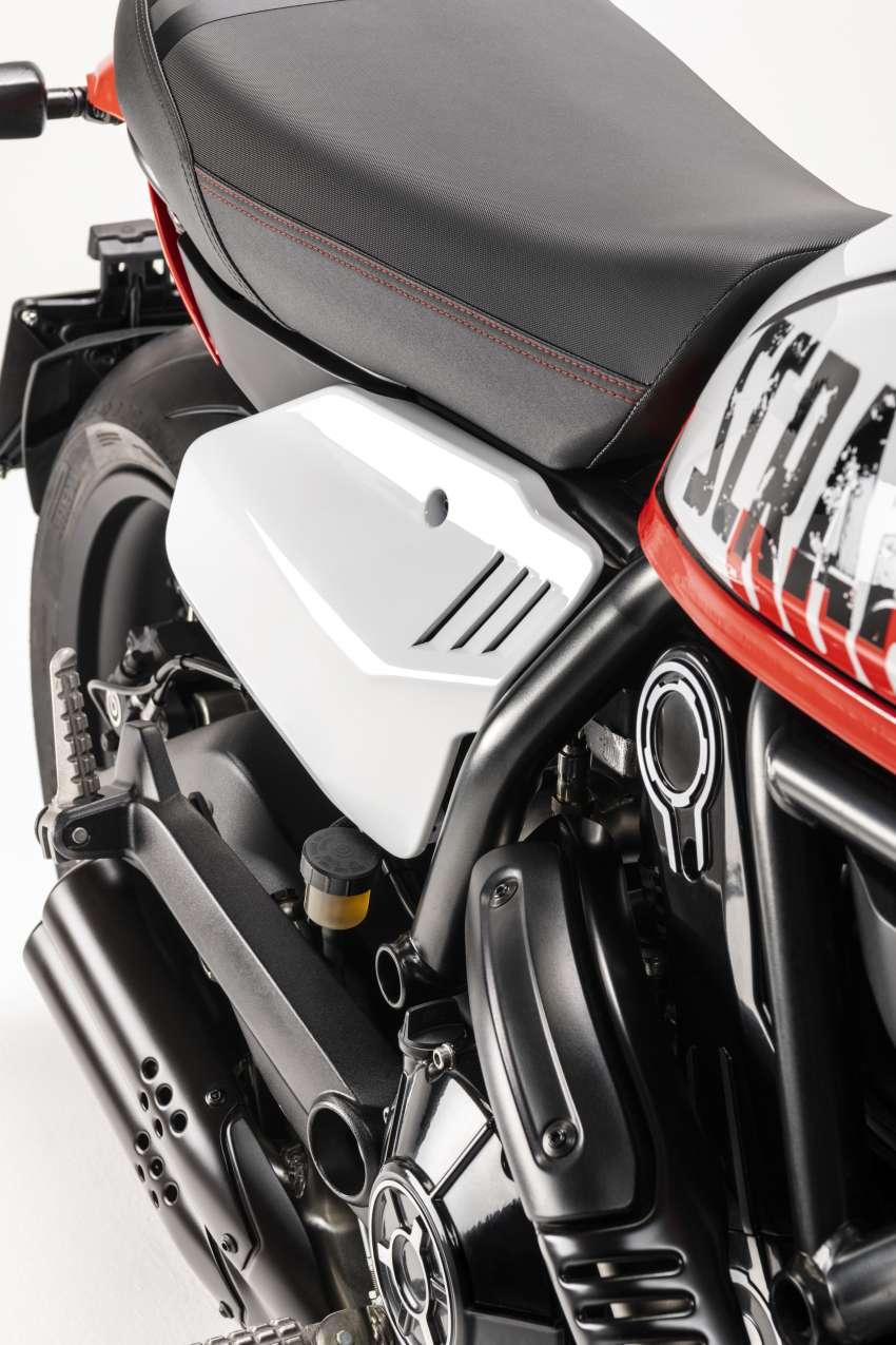 2022 Ducati Scrambler Urban Motard revealed Image #1361331