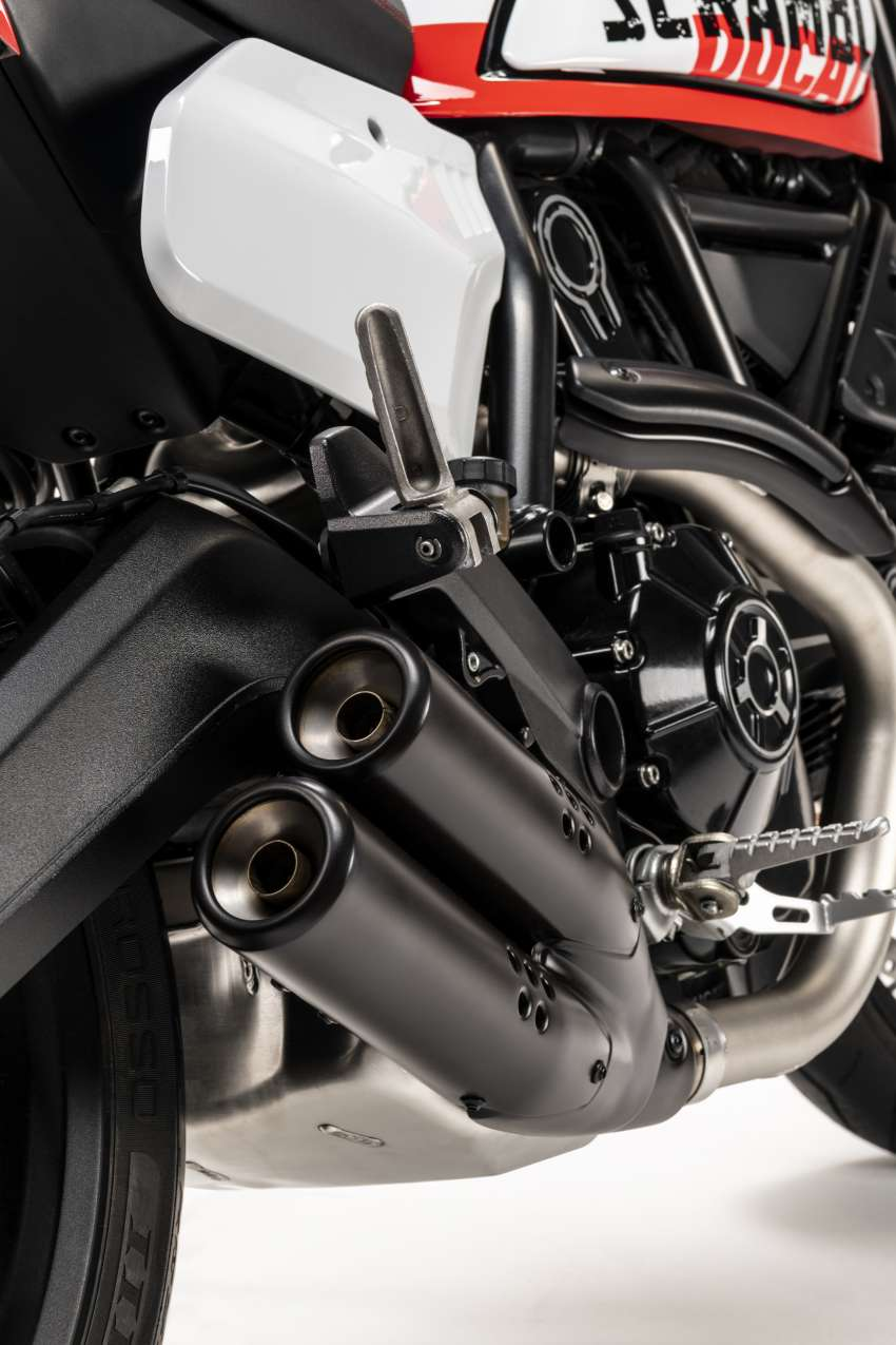 2022 Ducati Scrambler Urban Motard revealed Image #1361336