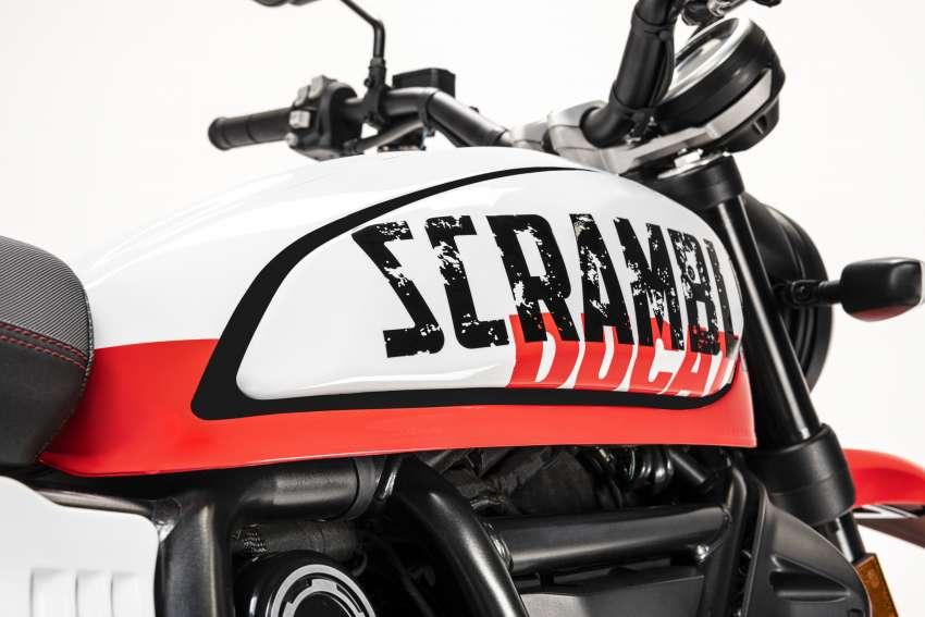 2022 Ducati Scrambler Urban Motard revealed Image #1361337