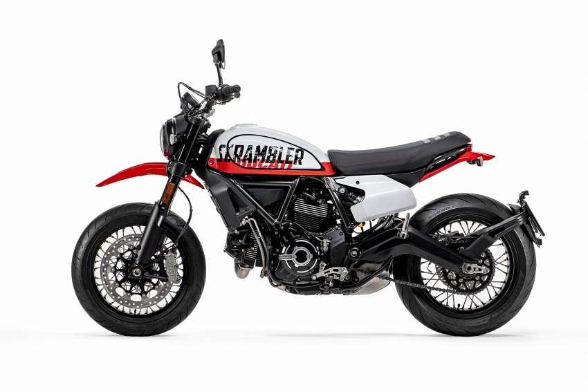 2022 Ducati Scrambler Urban Motard revealed Image #1361320