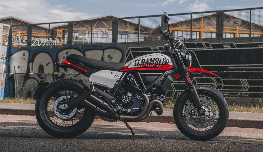 2022 Ducati Scrambler Urban Motard revealed Image #1361338