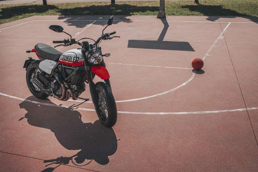 2022 Ducati Scrambler Urban Motard revealed Image #1361339