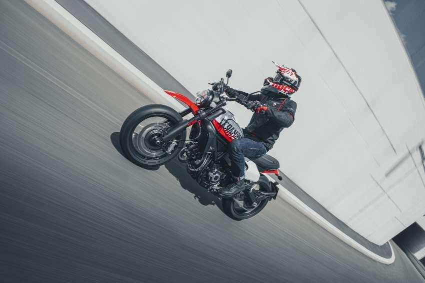 2022 Ducati Scrambler Urban Motard revealed Image #1361340