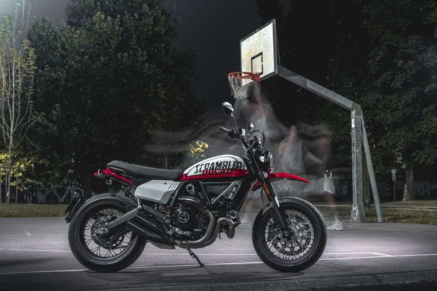 2022 Ducati Scrambler Urban Motard revealed Image #1361342