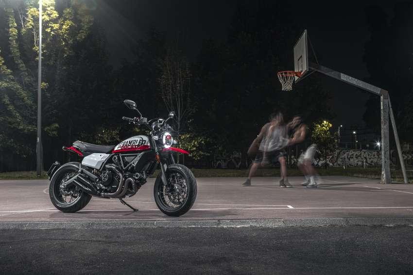 2022 Ducati Scrambler Urban Motard revealed Image #1361343