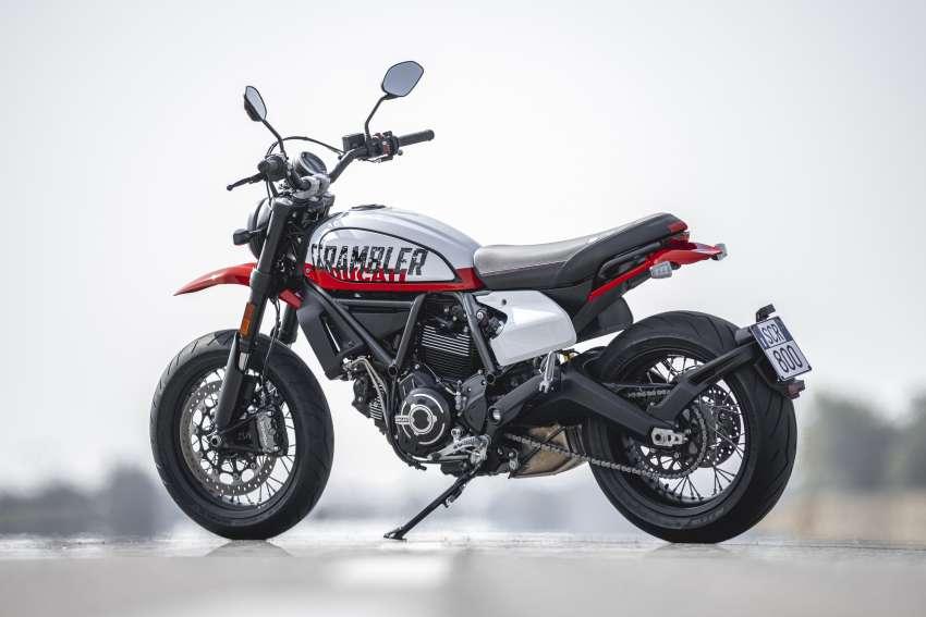 2022 Ducati Scrambler Urban Motard revealed Image #1361345