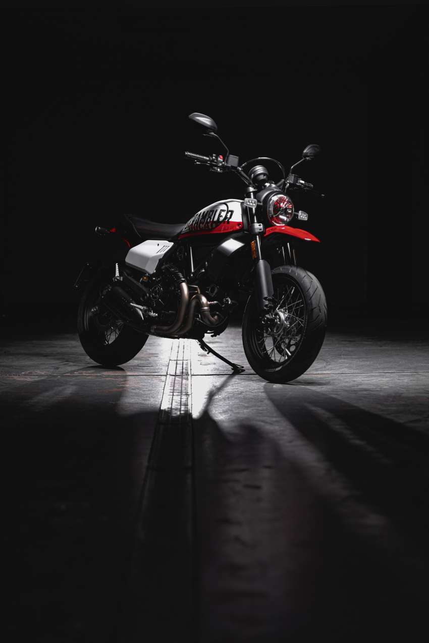 2022 Ducati Scrambler Urban Motard revealed Image #1361347