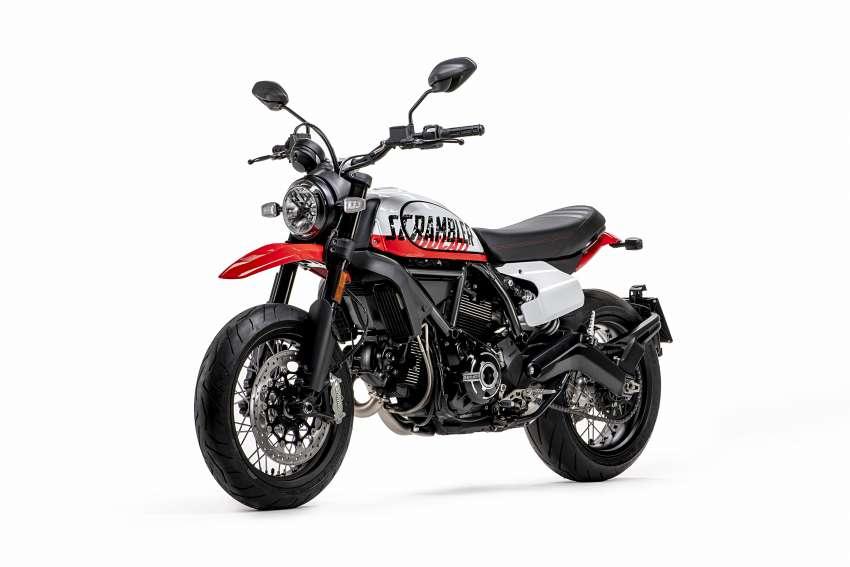 2022 Ducati Scrambler Urban Motard revealed Image #1361321