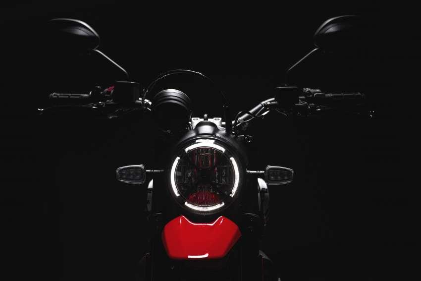 2022 Ducati Scrambler Urban Motard revealed Image #1361348