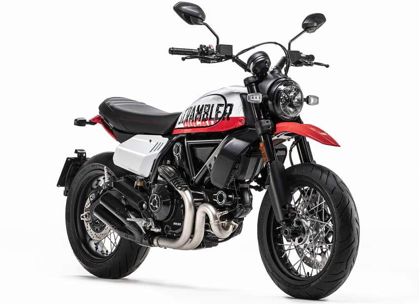 2022 Ducati Scrambler Urban Motard revealed Image #1361322