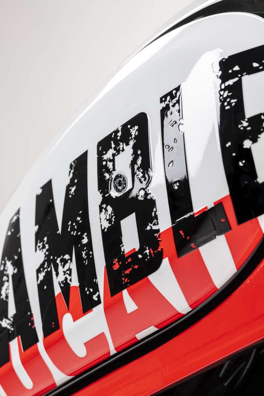 2022 Ducati Scrambler Urban Motard revealed Image #1361326