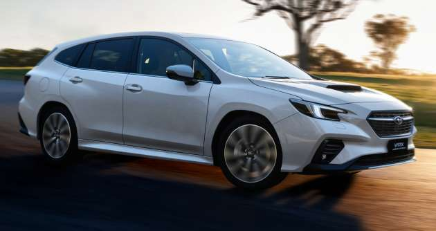 2022 Subaru WRX Sportswagon: a Levorg for Australia