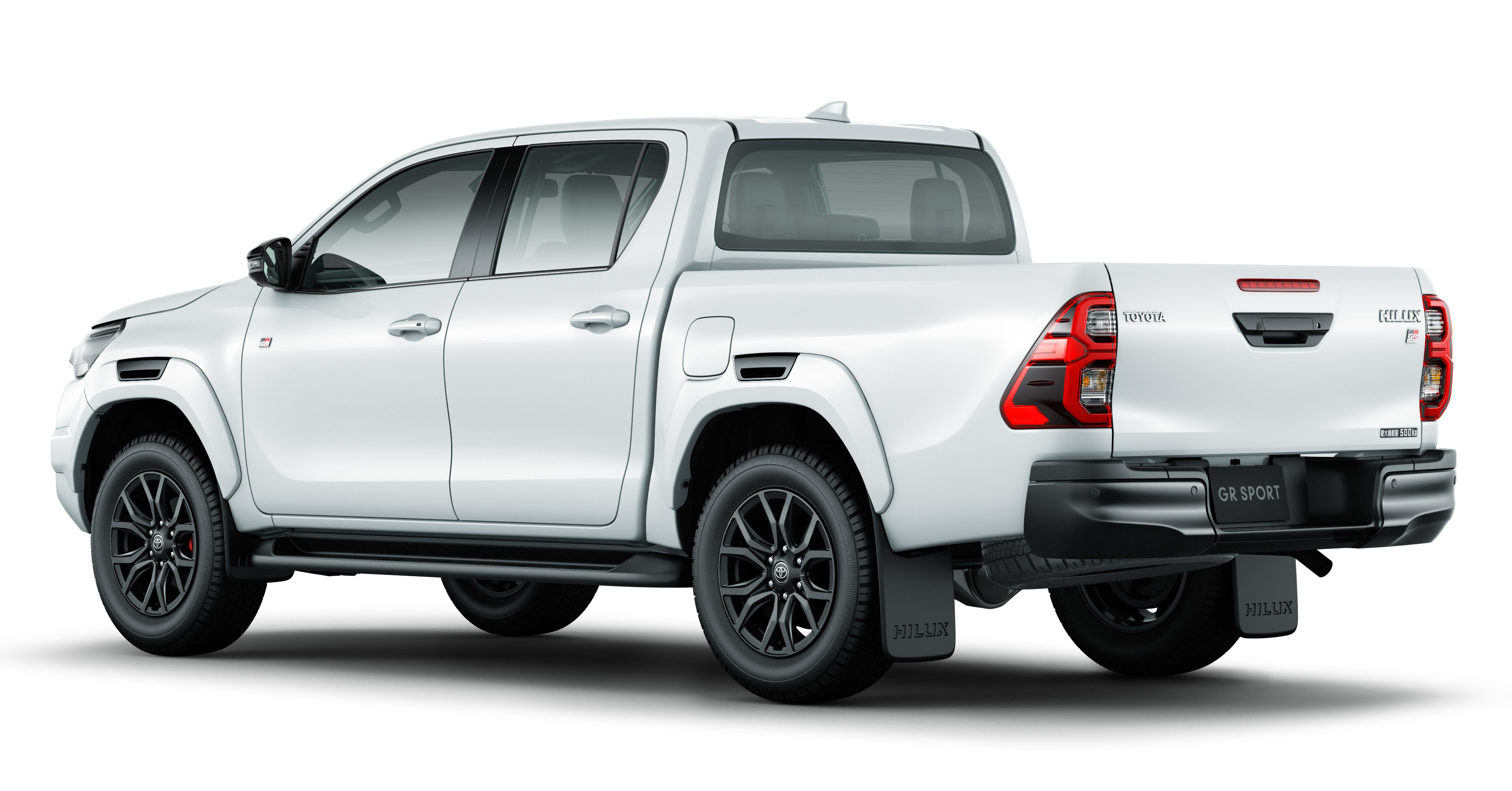 2022 Toyota Hilux Z GR Sport-Japan-3