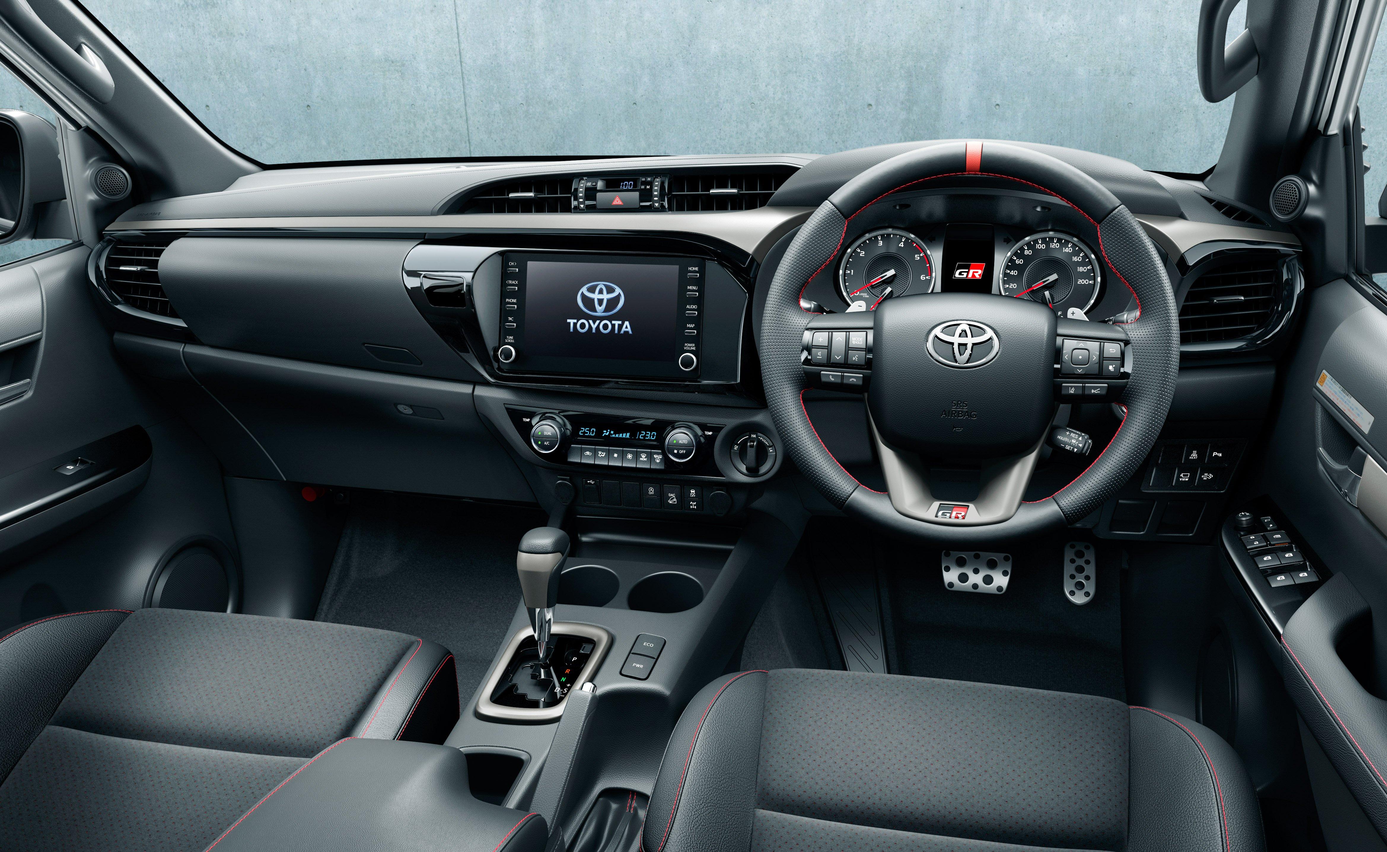 2022 Toyota Hilux Z GR Sport-Japan-4