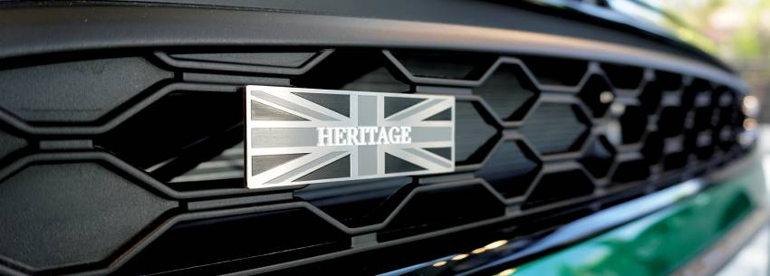 AD: Stand out from the crowd with the MINI Heritage Edition – get yours now, only at Ingress Auto Bangsar! Image #1358264