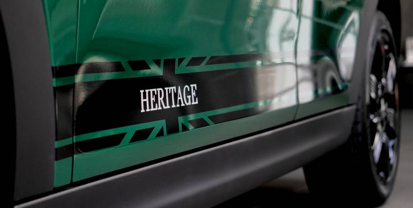 AD: Stand out from the crowd with the MINI Heritage Edition – get yours now, only at Ingress Auto Bangsar! Image #1358269