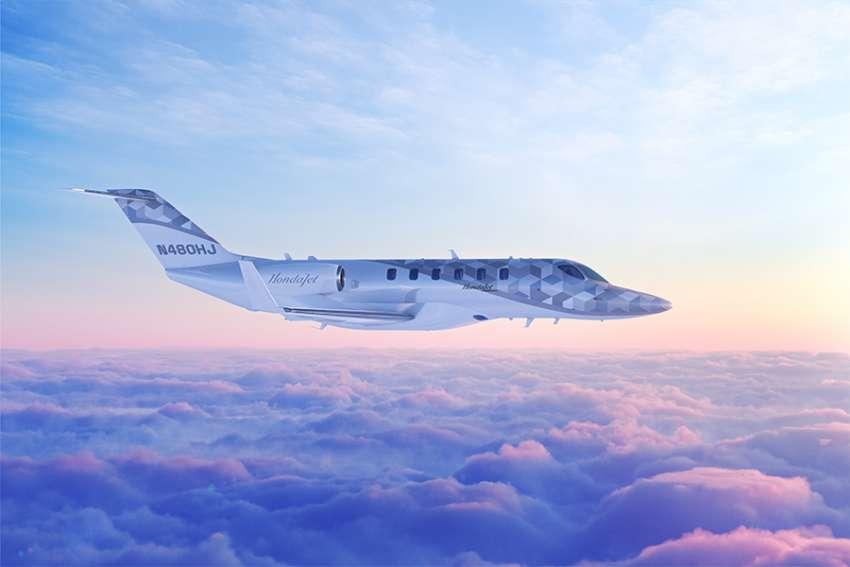 HondaJet 2600 Concept unveiled – first light jetplane capable of non-stop, transcontinental US flight Image #1360575