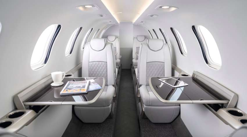HondaJet 2600 Concept unveiled – first light jetplane capable of non-stop, transcontinental US flight Image #1360612
