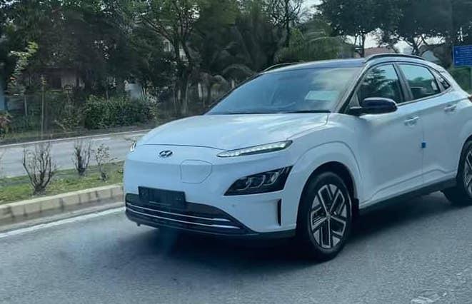 Hyundai Kona Electric FL Adi 1