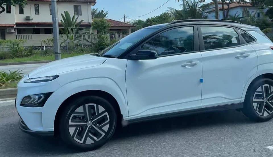 Hyundai Kona Electric FL Adi 5