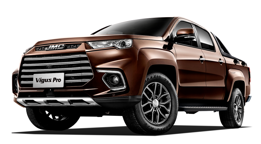 JMC Vigus Pro 4×4 debuts in Malaysia – new pick-up truck distributed by TC's Angka-Tan Motor Image #1354799