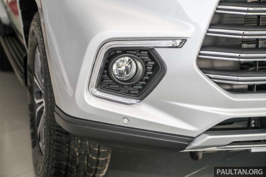 JMC Vigus Pro 4×4 launched in Malaysia – pick-up truck with Ford 2.0 TDCi, ZF8 auto; CKD, RM98,888 Image #1359572