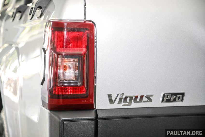 JMC Vigus Pro 4×4 launched in Malaysia – pick-up truck with Ford 2.0 TDCi, ZF8 auto; CKD, RM98,888 Image #1359583