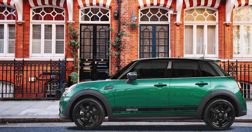 AD: Stand out from the crowd with the MINI Heritage Edition – get yours now, only at Ingress Auto Bangsar! Image #1358271