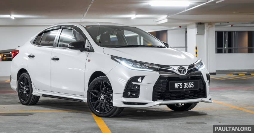 REVIEW: Toyota Vios GR Sport in Malaysia – RM95k Image #1357807