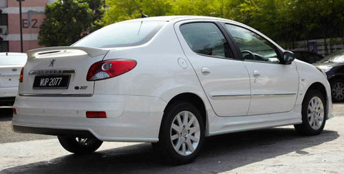 Peugeot 207sv With Bodykit And Leather Rm76 888
