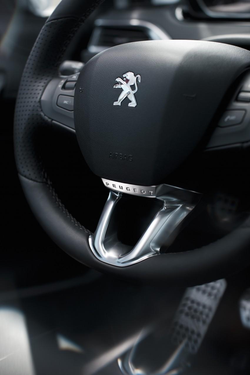 Peugeot 208 introduces new 3-cylinder petrol engines Image #83073