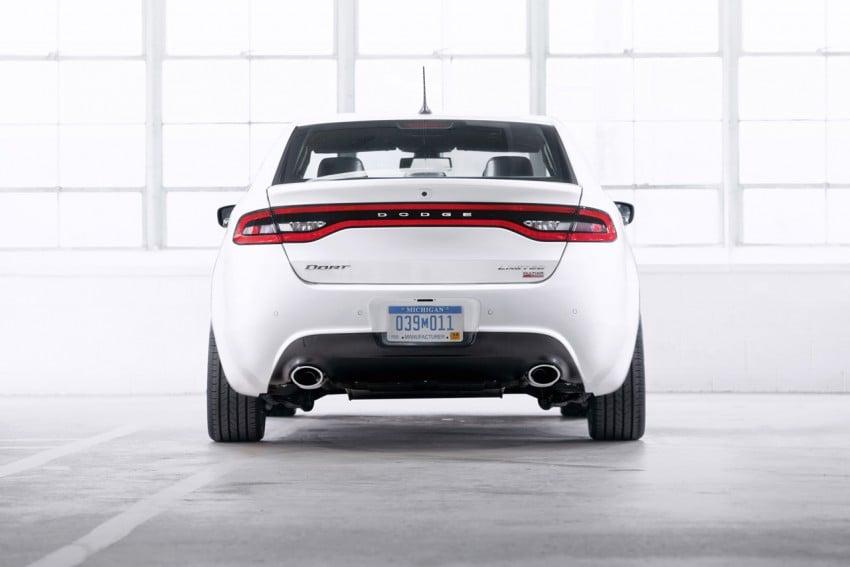 Dodge Dart, American 'Alfa Giulietta Sedan' looking good Image #82819