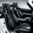21 Roadster Black-leather Recaro seats
