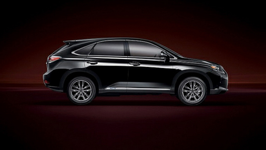 Lexus RX facelift arrives – four in all, RM356k to RM525k Image #107574