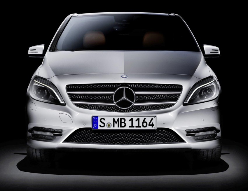 All-new Mercedes-Benz B-Class officially revealed! Image #66145