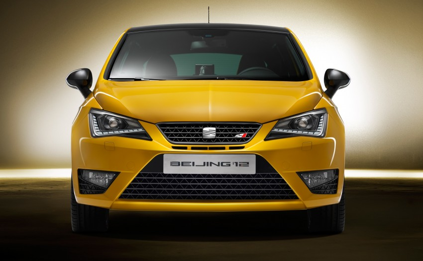 SEAT Ibiza Cupra close-to-production concept in Beijing Image #102158