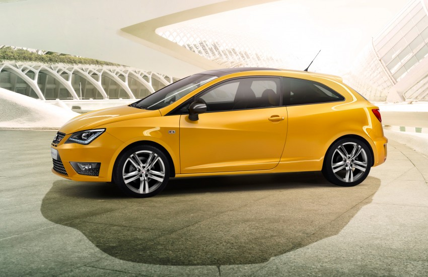 SEAT Ibiza Cupra close-to-production concept in Beijing Image #102154