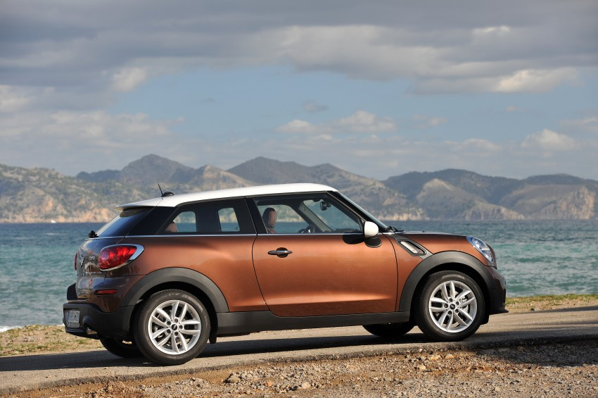 DRIVEN: The new MINI Paceman in Mallorca, Spain Image #143948