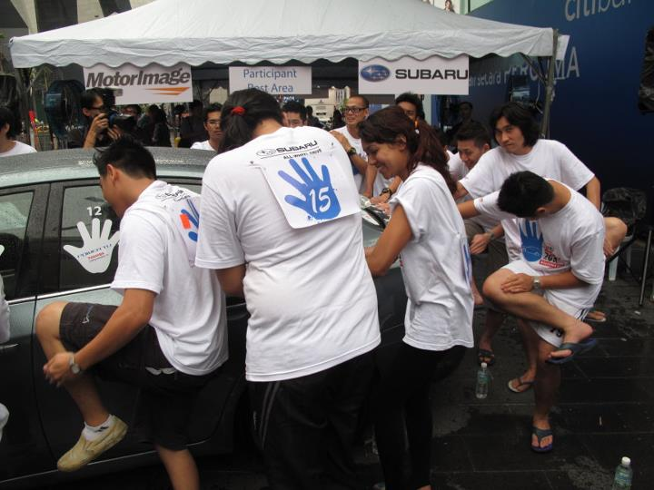 Subaru Palm Challenge: 10 winners head to the Lion City! Image #68004
