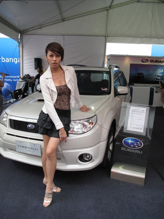 Subaru Palm Challenge: 10 winners head to the Lion City! Image #68005