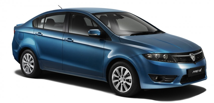 Proton Prevé with 1.6 turbo launched: RM60k – RM73k! Image #101097