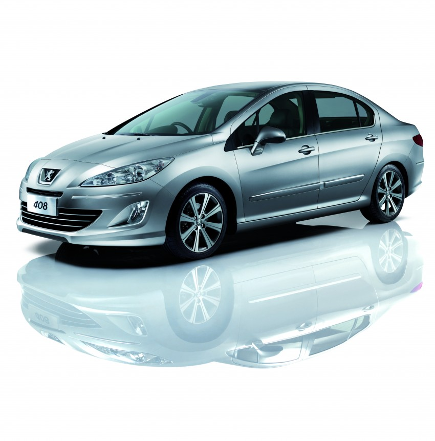 Peugeot 408 launched – Turbo at RM126k, 2.0 at RM110k Image #107686