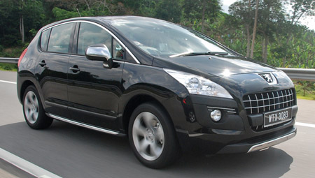 Peugeot 3008 Test Drive Review - French crossover SUV