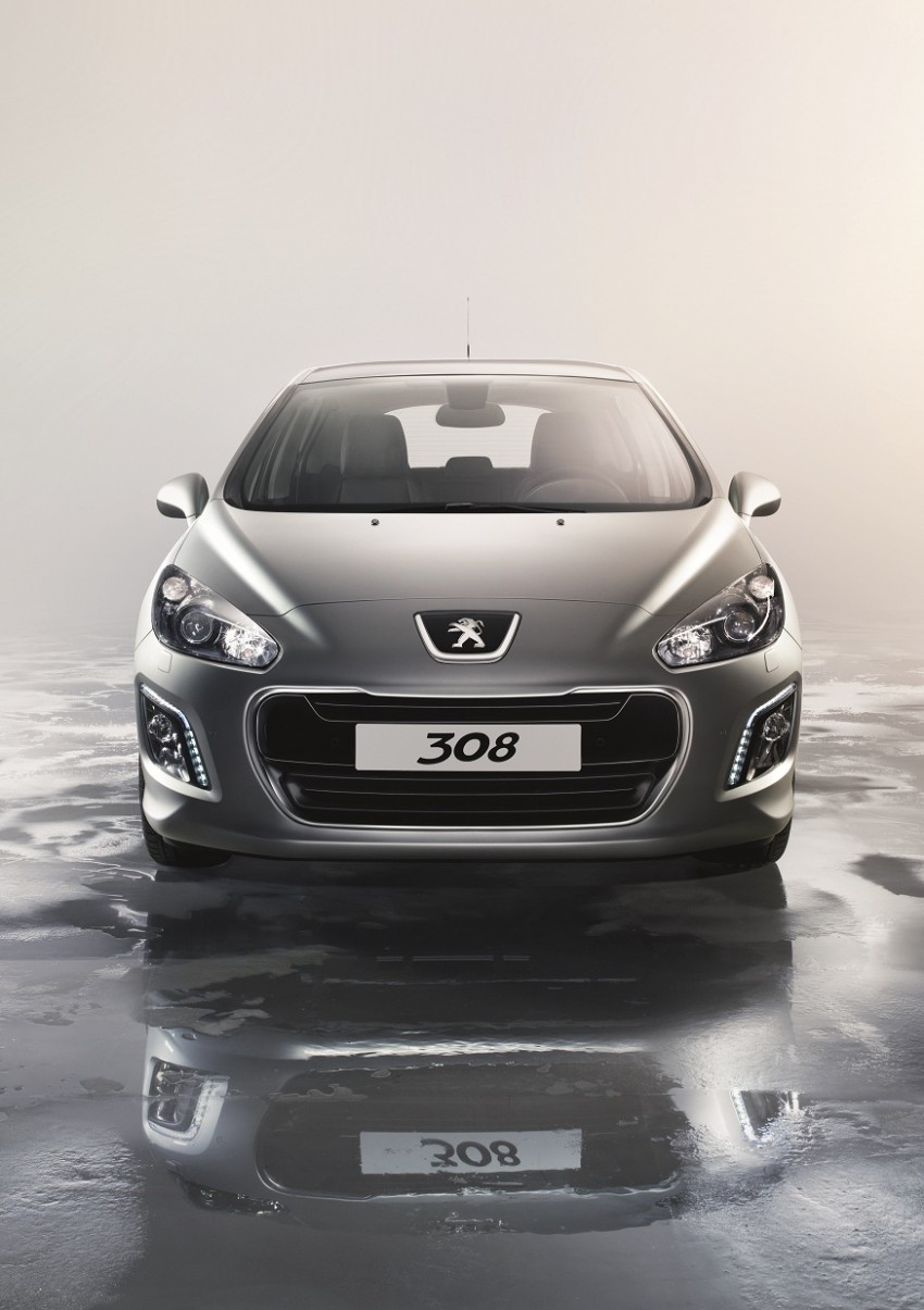 Peugeot 308 gets new look and features, from RM102k Image #116156