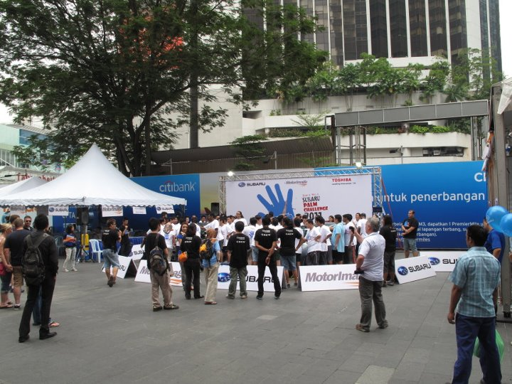 Subaru Palm Challenge: 10 winners head to the Lion City! Image #68017