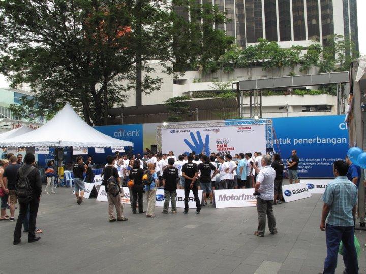 Subaru Palm Challenge: 10 winners head to the Lion City! Image #68017