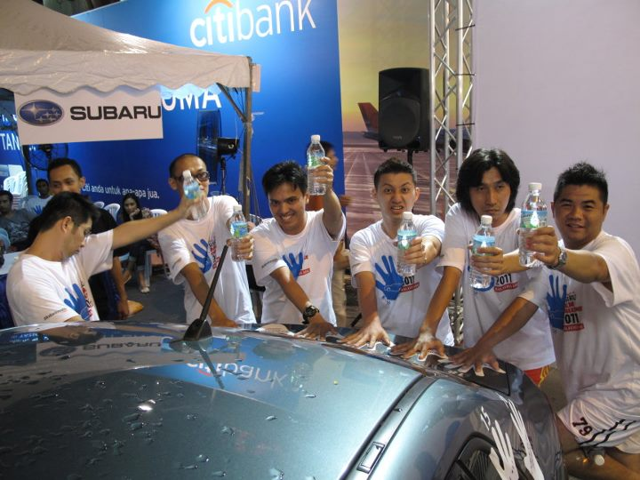 Subaru Palm Challenge: 10 winners head to the Lion City! Image #68023