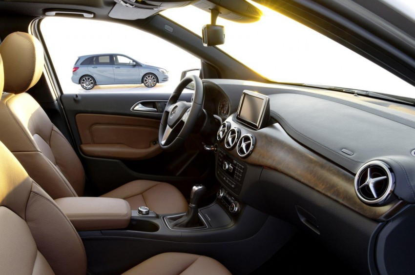 All-new Mercedes-Benz B-Class officially revealed! Image #66131