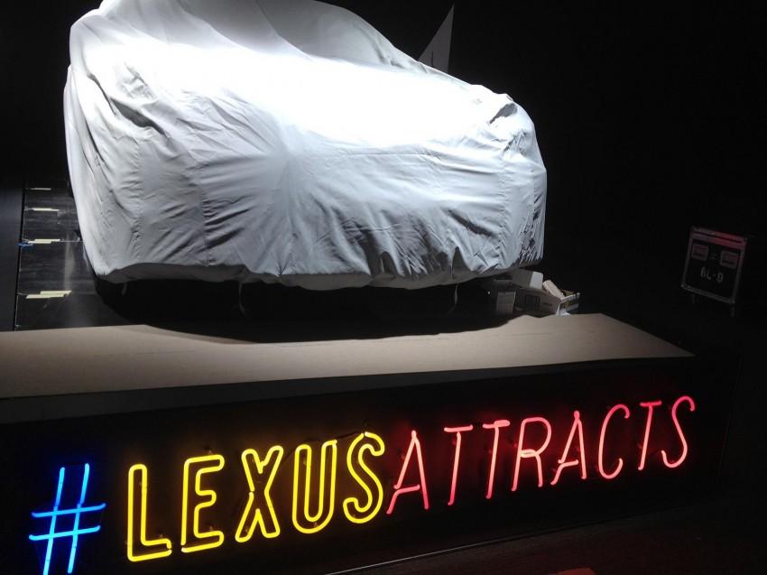 New Lexus LS unveiled, F Sport new addition to range Image #122434