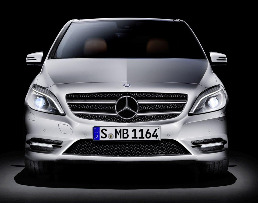 All-new Mercedes-Benz B-Class officially revealed! Image #66147